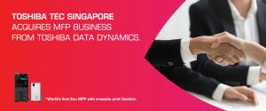 Toshiba TEC Singapore news