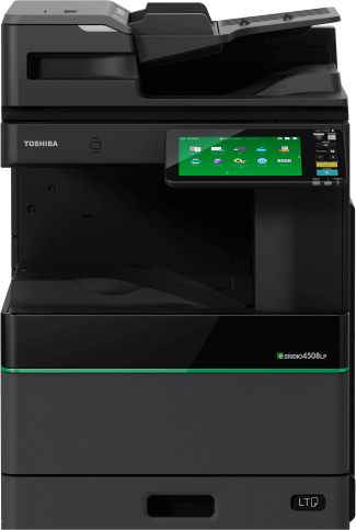 The world's first multifunction system with erasable print function