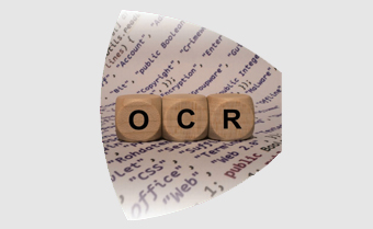 Embedded OCR