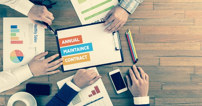 Here's Why You Should Invest in a Maintenance Contract